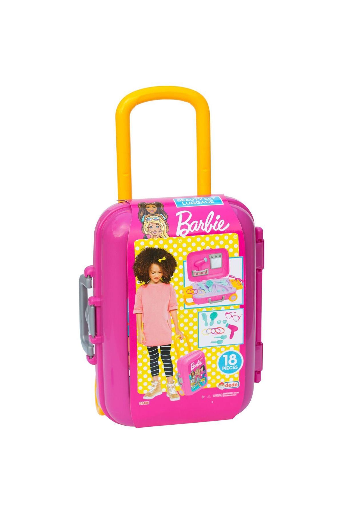 Barbie Güzellik Set Bavulum