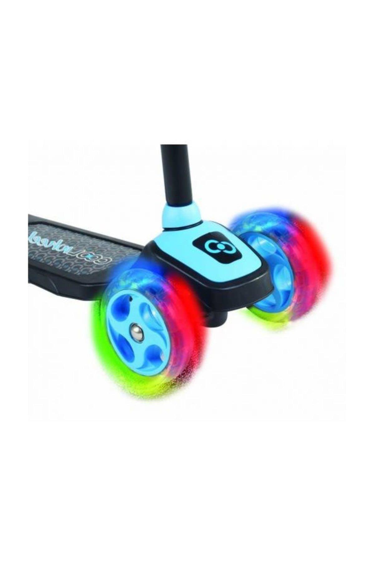 Cool Wheels Twist Scooter Işıklı Mavi
