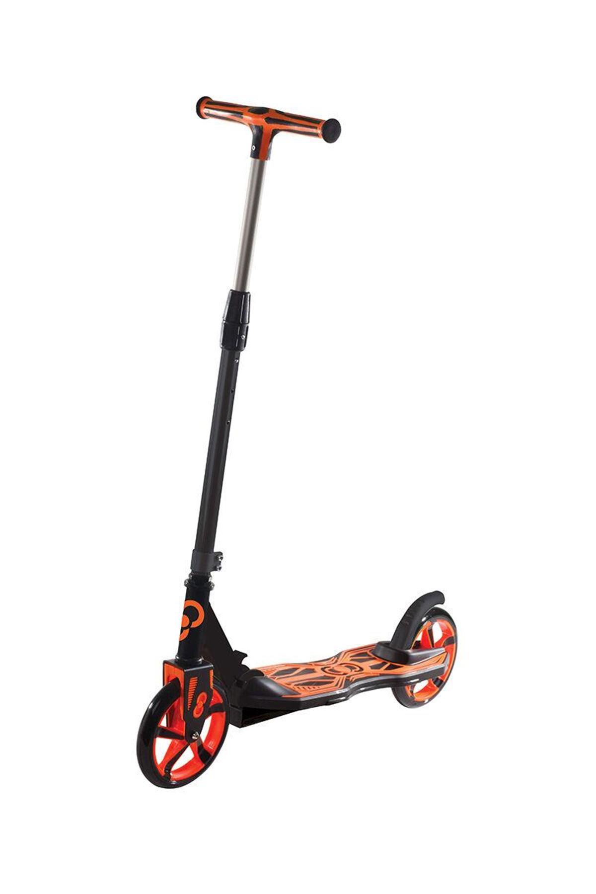 Cool Wheels Katlanır Scooter 12+ Turuncu