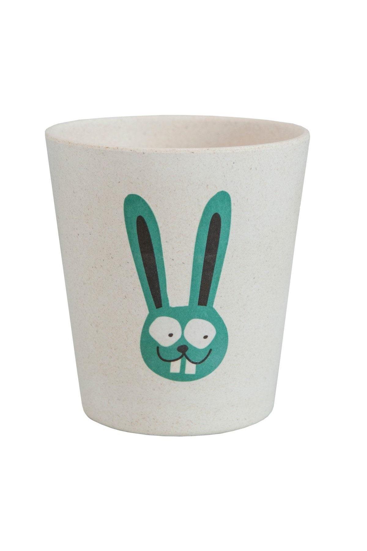 Jack N' Jill Bambu Bardak Bunny