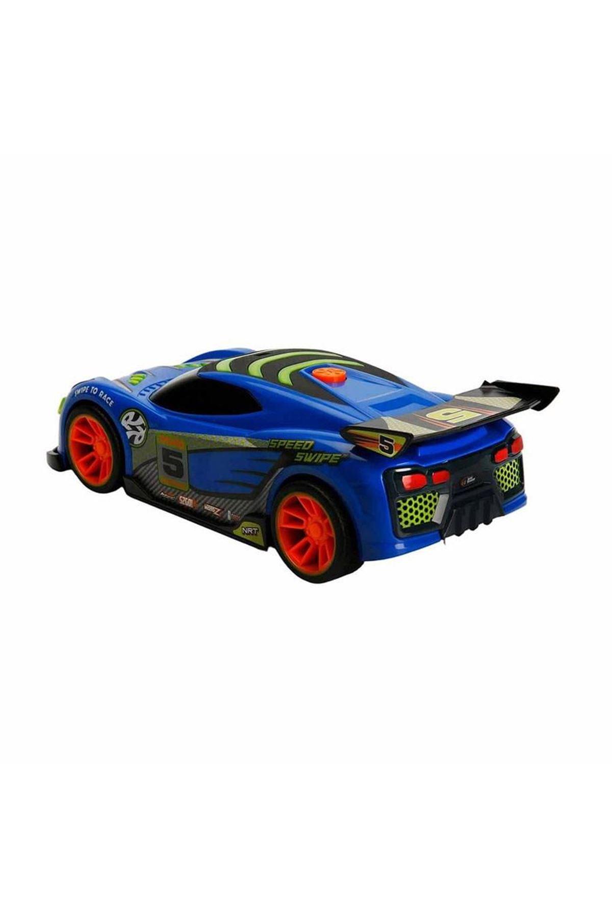 Road Rippers Sesli ve Işıklı Araba Mavi