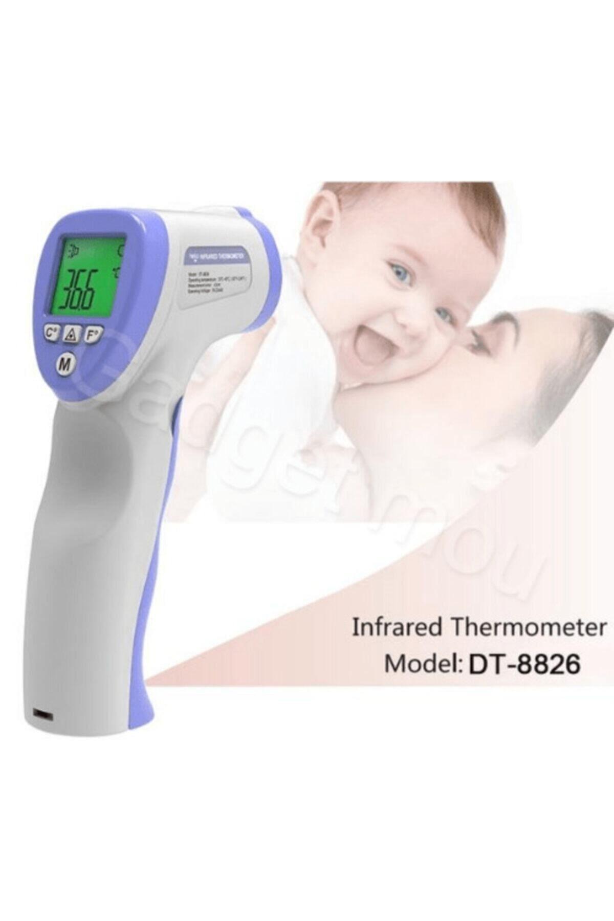 INFRARED Thermometer DT-8826 Ateş Ölçer