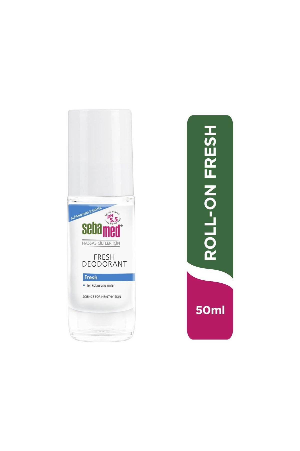 Sebamed Fresh Deodorant Roll-On 50 ml
