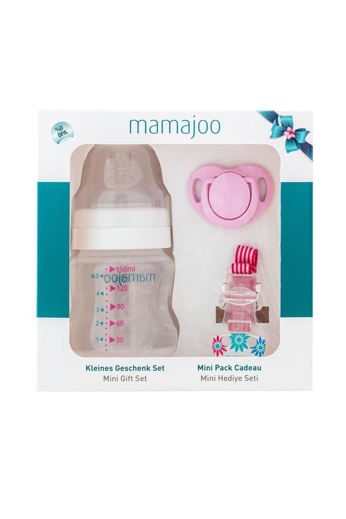 Mamajoo Mini Hediye Seti 150ml / Pembe