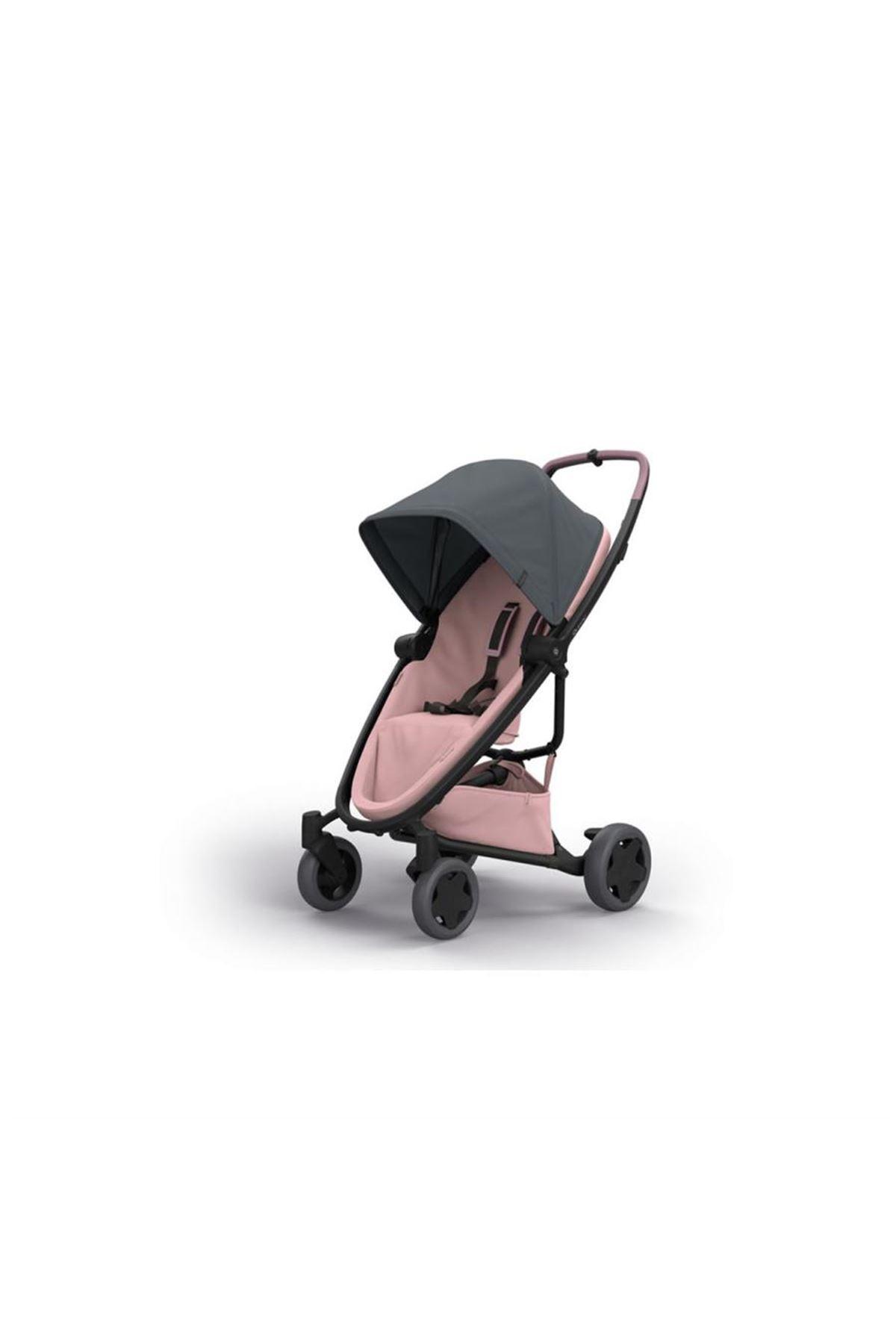 Quinny Zapp Flex Plus Bebek Arabası / Graphite On Blush