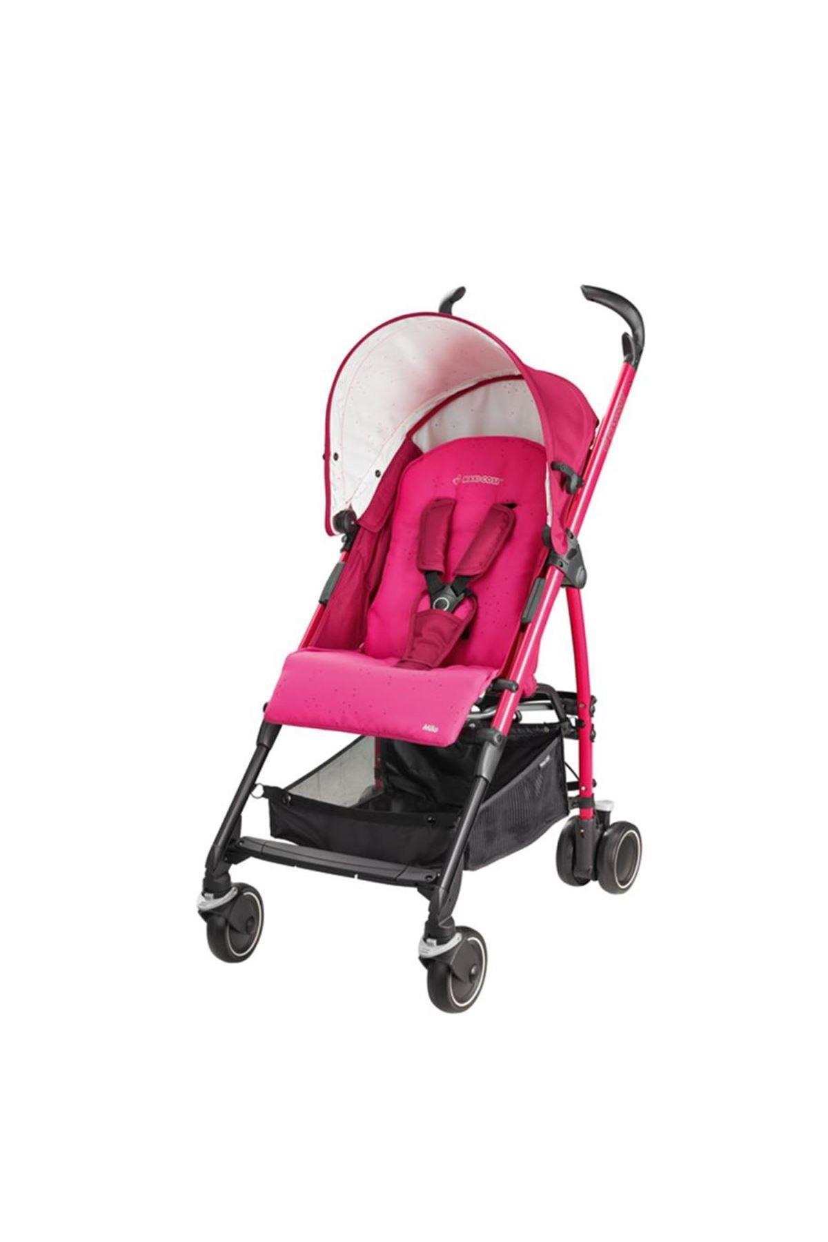 Maxi-Cosi Mila Bebek Arabası / Berry Pink
