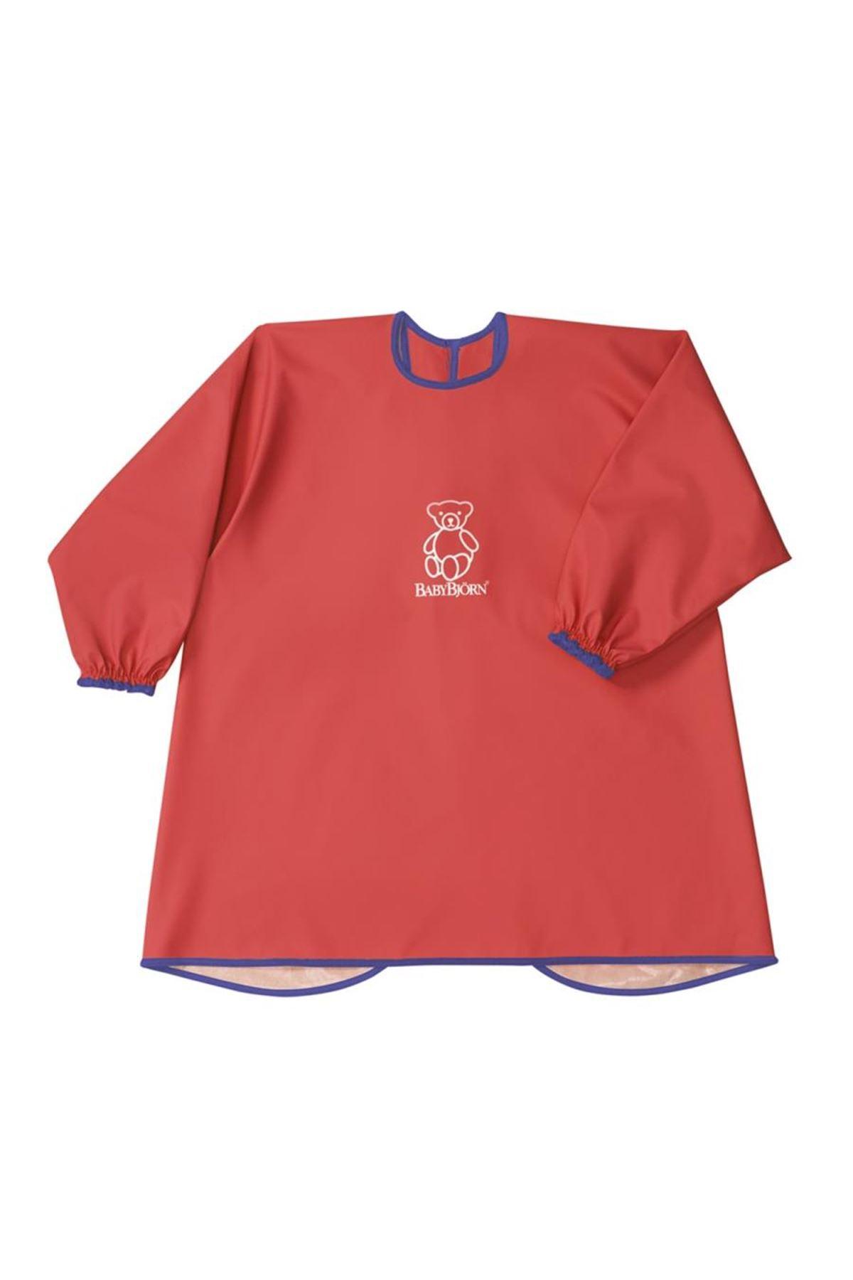 BabyBjörn Oyun & Mama Önlüğü / Red