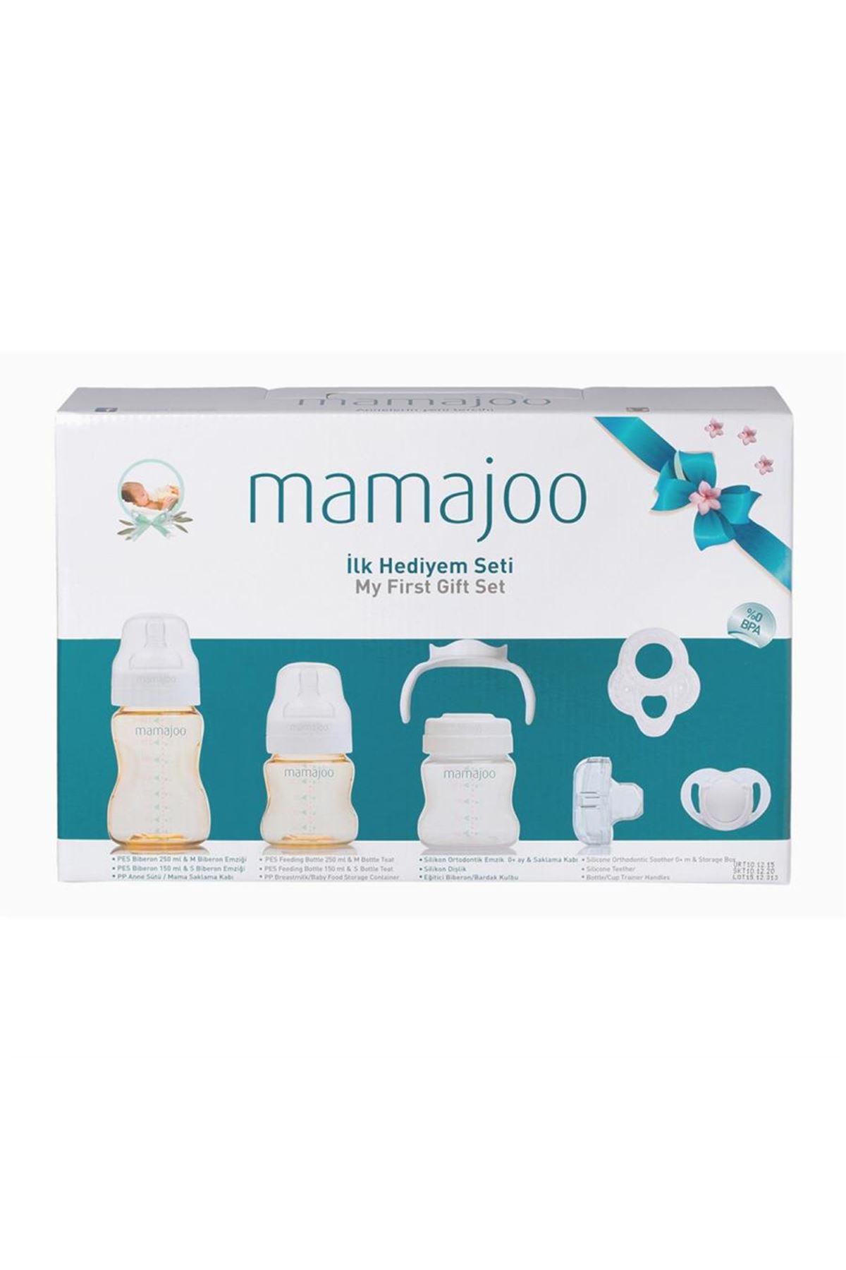 Mamajoo %0 BPA İlk Hediyem Seti