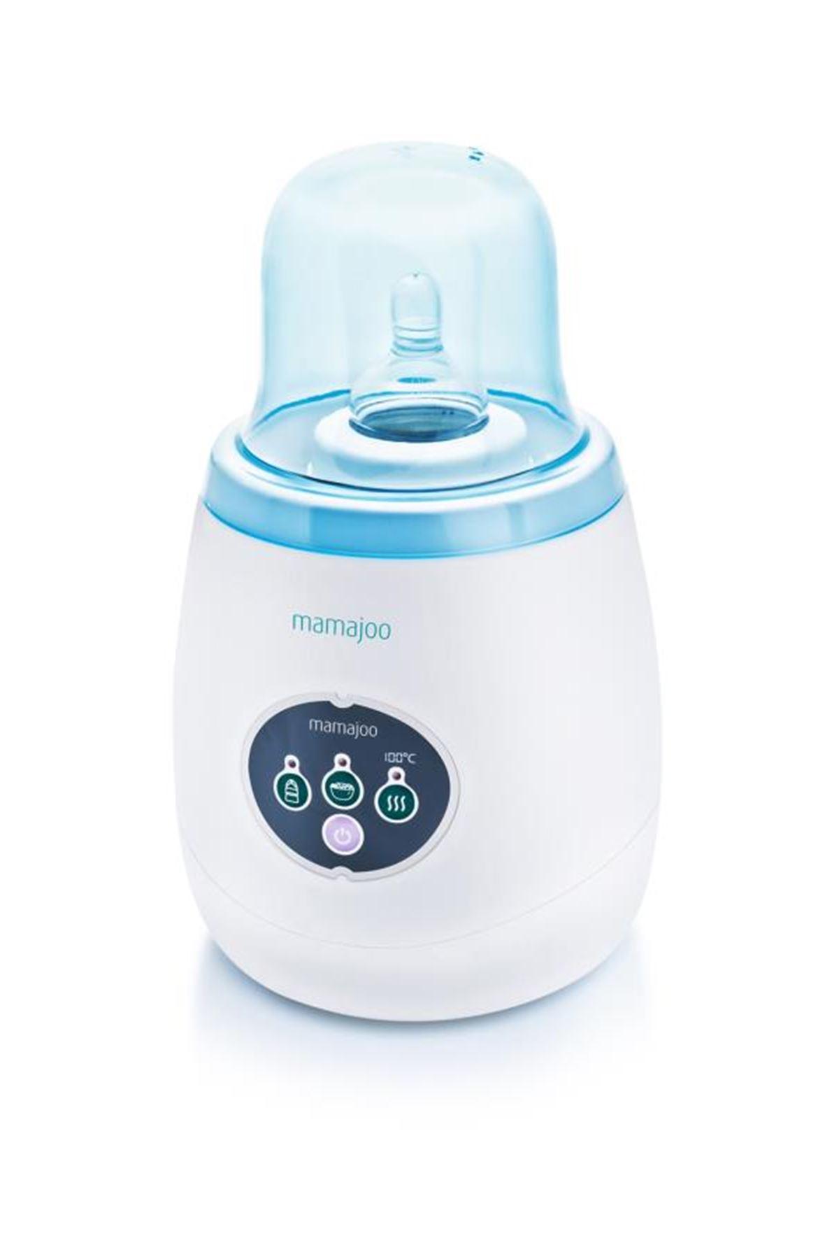 Mamajoo Dijital Mama Isıtıcı & Buhar Sterilizatörü