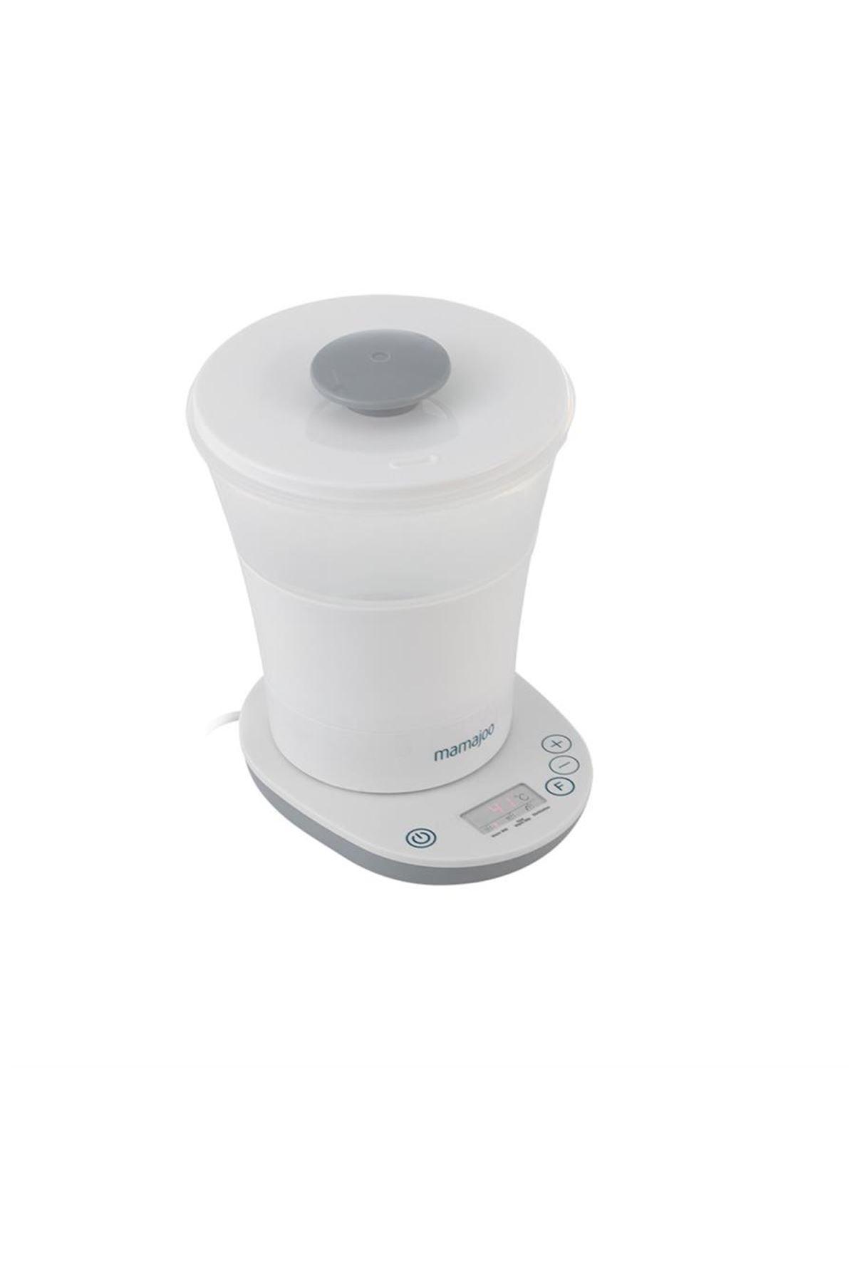 Mamajoo 3 İşlevli Buhar Sterilizatörü & Biberon Isıtıcı