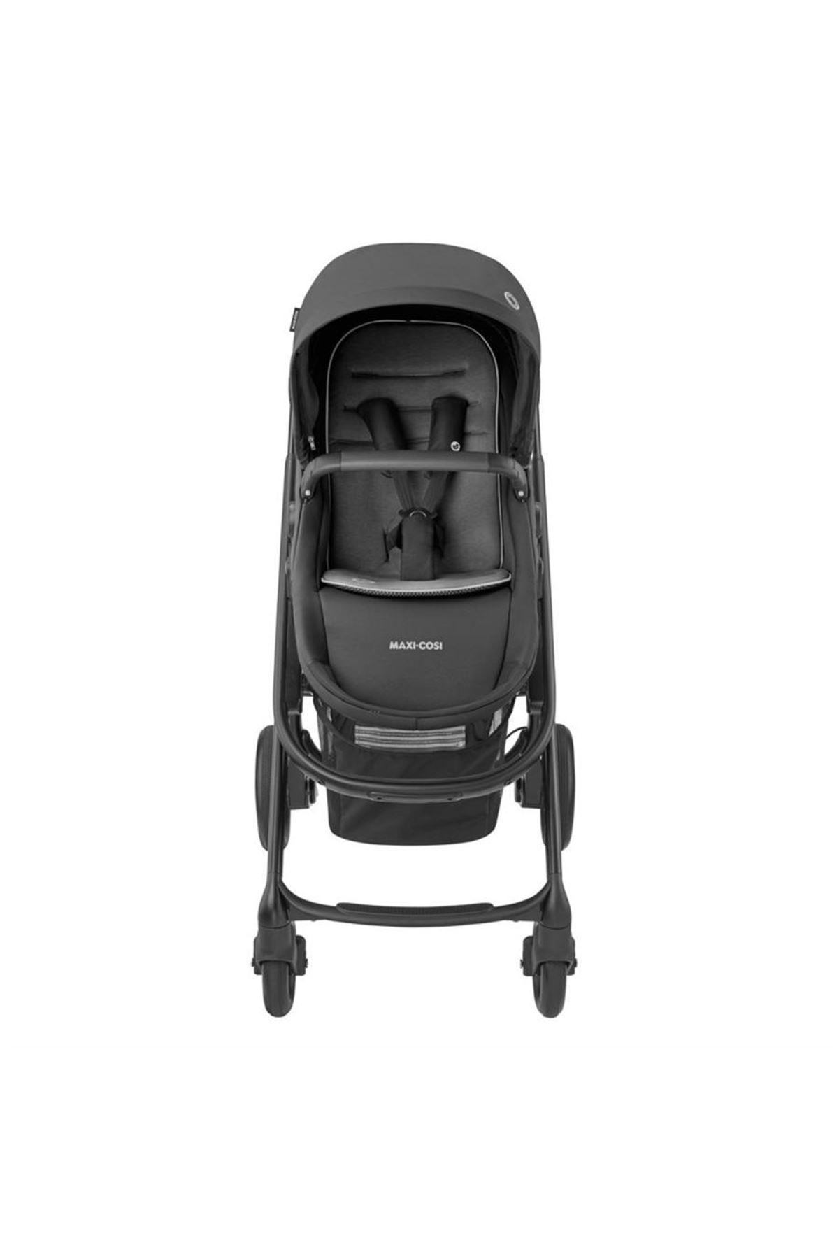 Maxi-Cosi Lila CP Bebek Arabası / Essential Black