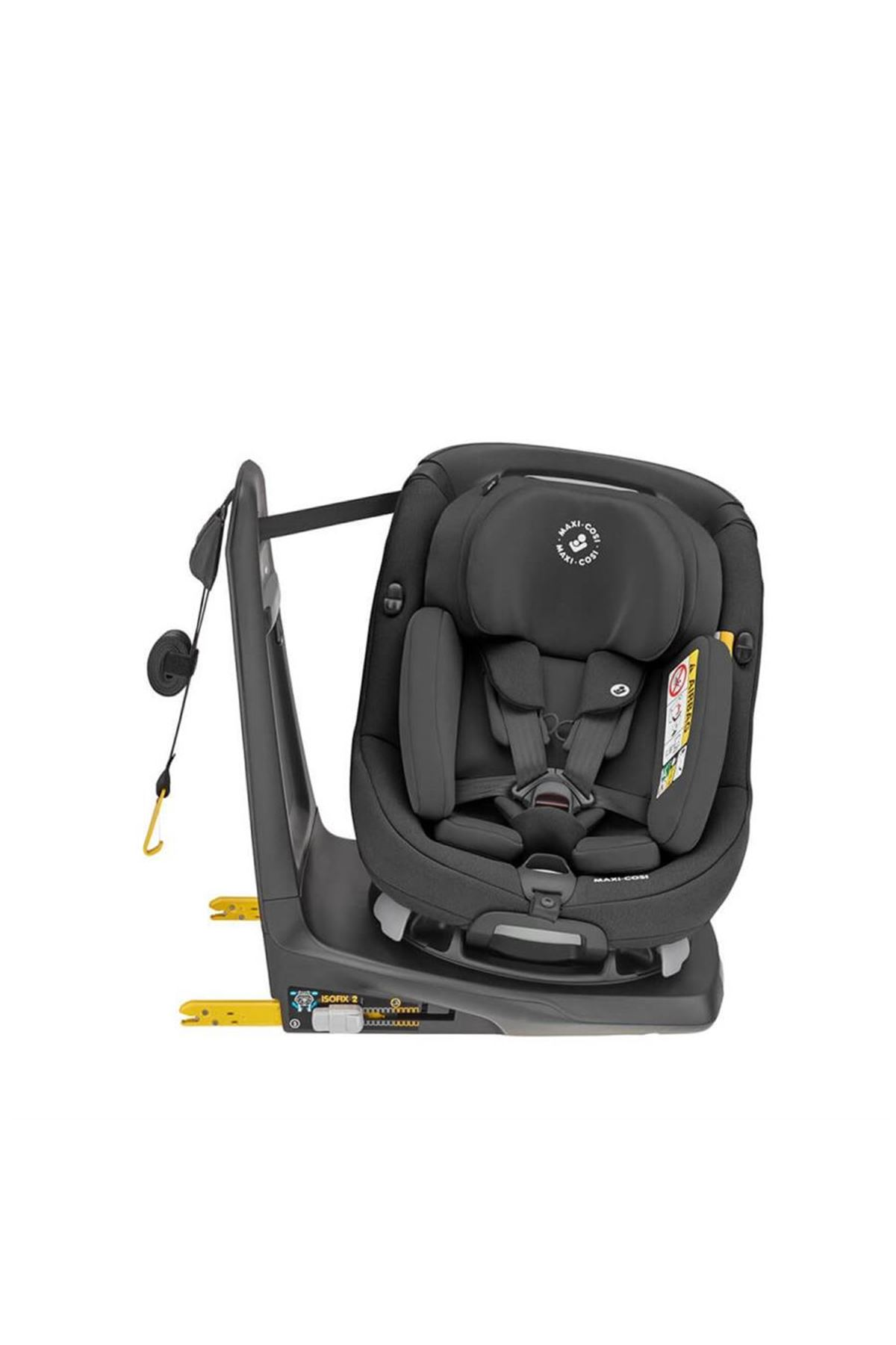 Maxi-Cosi AxissFix Plus Oto Koltuğu / Authentic Black