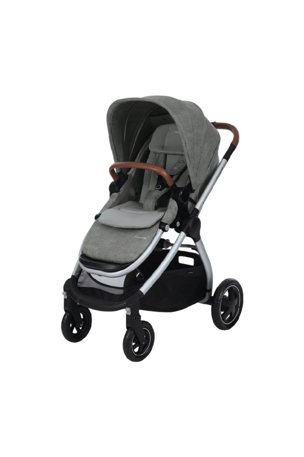 Maxi-Cosi Adorra - Coral Travel Sistem Bebek Arabası / Nomad Grey