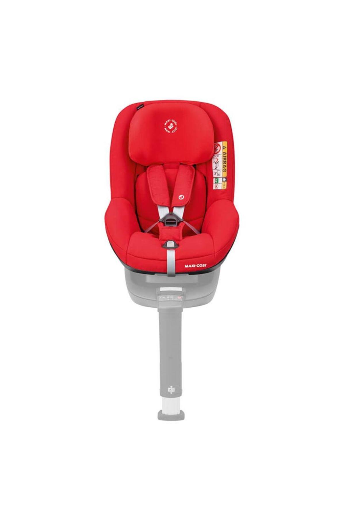 Maxi-Cosi Pearl Smart i-Size Oto Koltuğu / Nomad Red