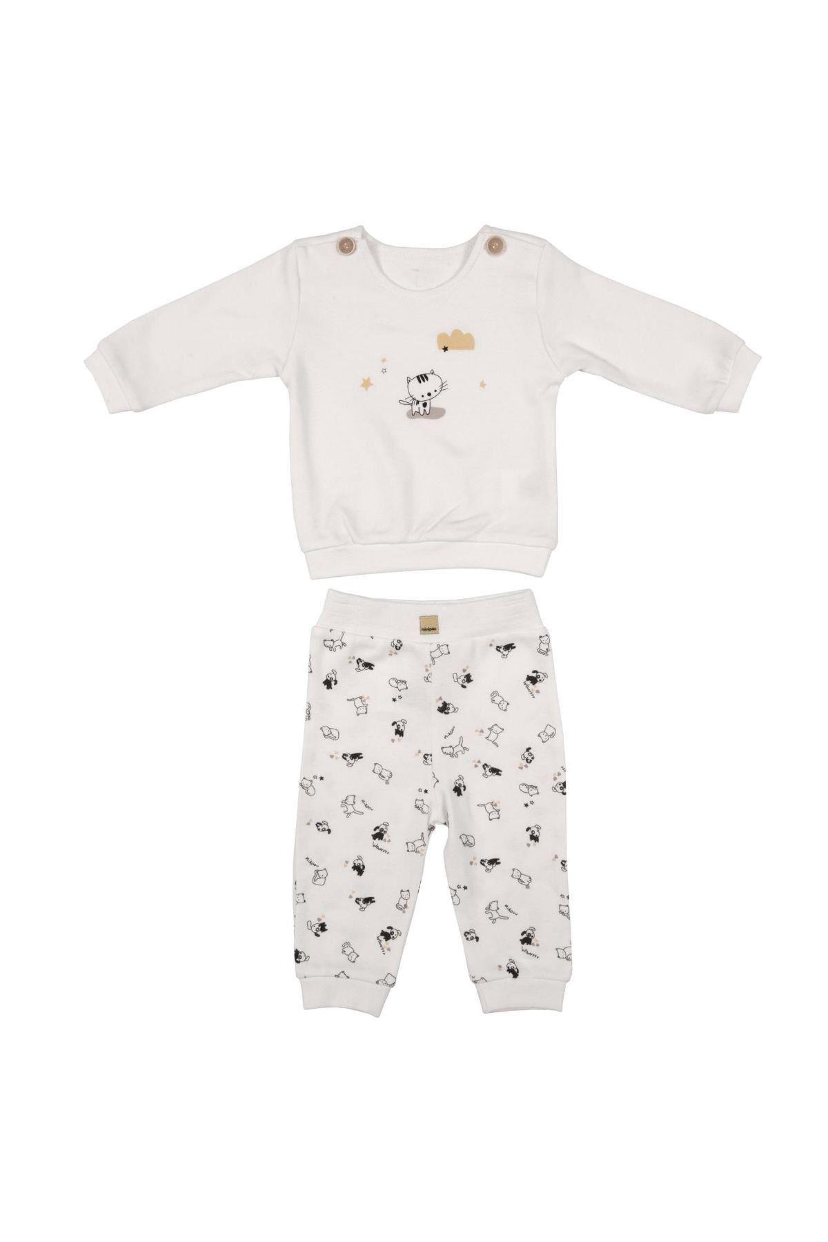 Bebepan Pets 2'li Bebe Takım 2058 Orjinal