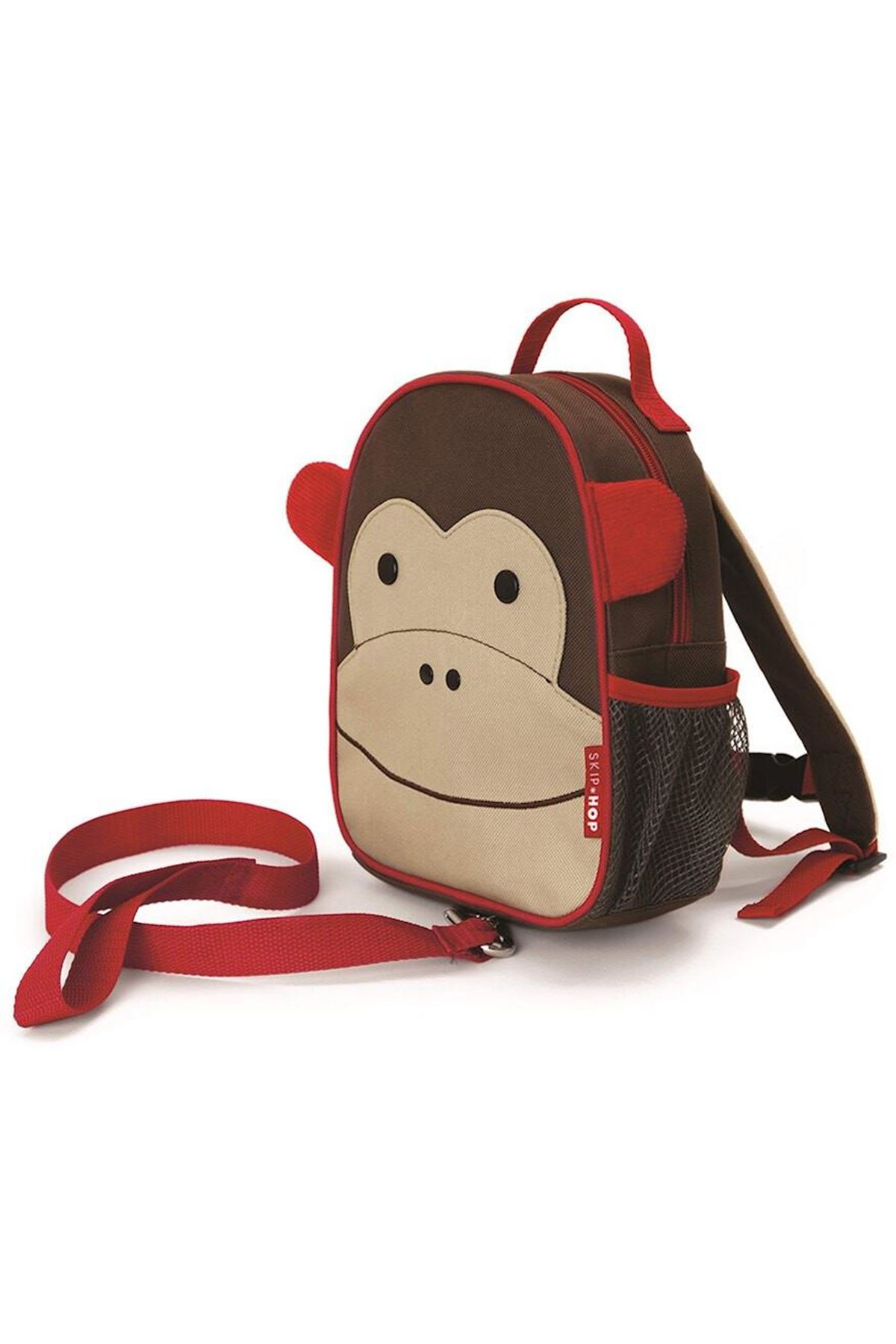 Skip Hop Zoo Emniyet Kemerli Sırt Çantası Maymun