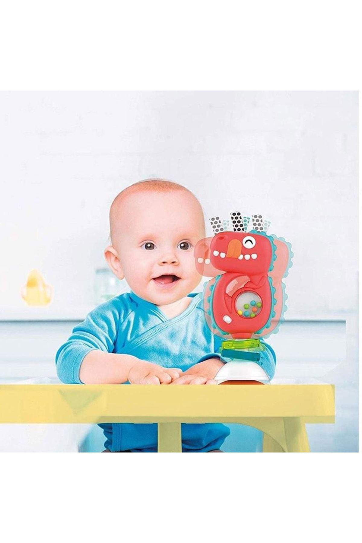 Clementoni Baby İnteraktif Dinozor Oyuncak 17330