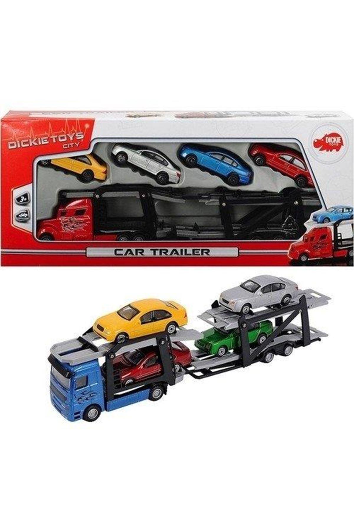 Dickie Toys Araba Taşıyan Tır