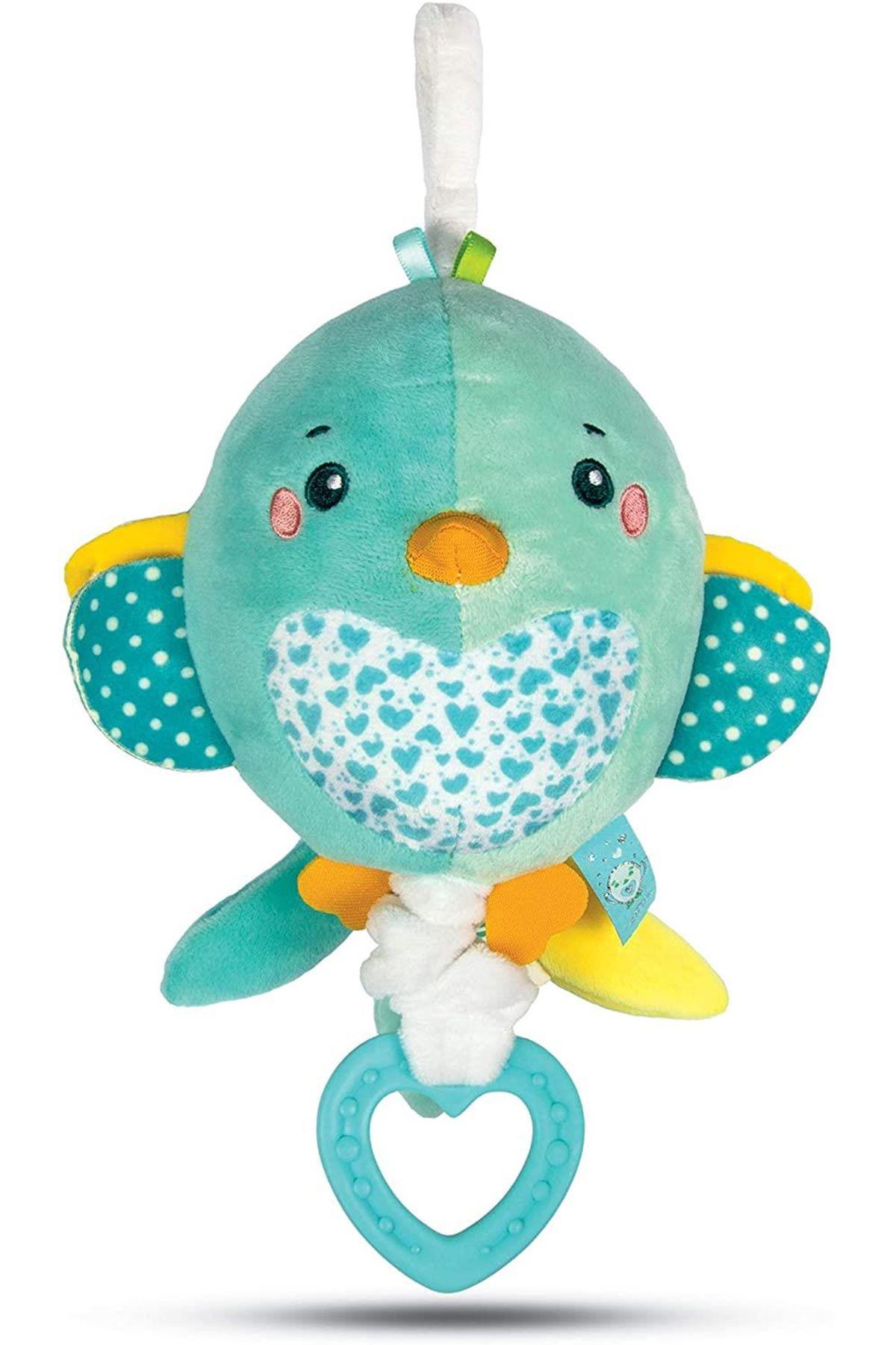 Clementoni Baby Müzikli Peluş Kuş 17269